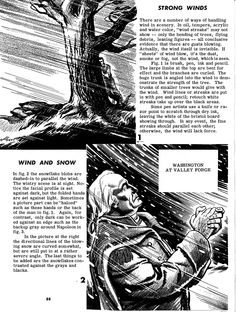 Drawing Scenery by Jack Hamm