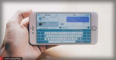 20 μυστικές συντομεύσεις του πληκτρολογίου iPhone #2