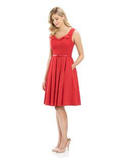 Red Mascot dress ❤️