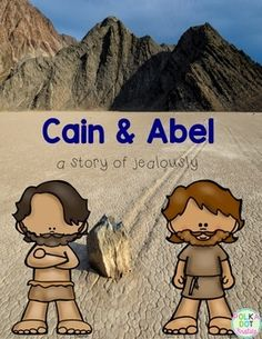 Cain and Abel: a story of jealously and the first murder. FREE