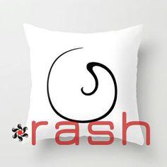 Cojines diseñados por Cristina Lobo. Accede a la compra en www.rashshopgrx.com, venta online.