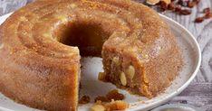 Nutcracker verrines and caramel jelly with cognac - Healthy Food Mom Greek Sweets, Greek Desserts, Greek Recipes, Fun Desserts, Sweets Recipes, Gourmet Recipes, Cooking Recipes, Vegan Recipes, Halva Recipe