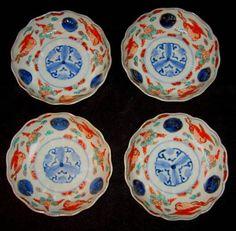 Imari Bowls from Japan.