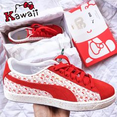 huge selection of 9ede6 ab1e3 18 Best Puma x Hello Kitty images in 2018 | Adidas jacket ...