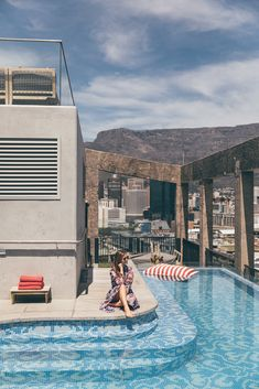 The Silo Hotel Rooftop Josie Loves, Best Hotels, Rooftop, City, South Africa, Outdoor Decor, Culture, Lifestyle, Cape Town