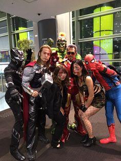 Tokyo Avengers Assemble!