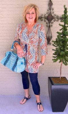 Beautiful stitch fix summer style for women over 40 (52)