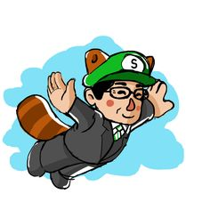 Tribute Satoru Iwata by RedIsley on DeviantArt