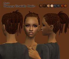 Happy Braids - All Ages