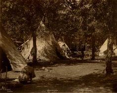 Omaha Indian Sweat Lodge