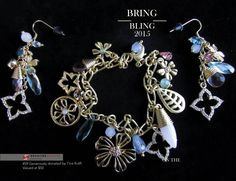 #59 Park Lane Bracelet and Earrings $50 - Tina Kraft - Copy