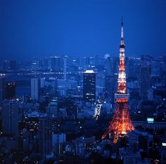 ☆ Tokyo Tower