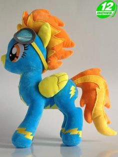 My Little Pony Spitfire Plush Doll POPL8122
