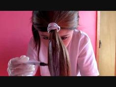 funny take on DIY ombre... dont necessarily recommend but look how it turns out! lol