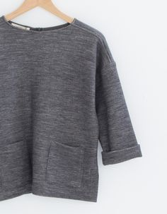 Lucky Sweater in Grey