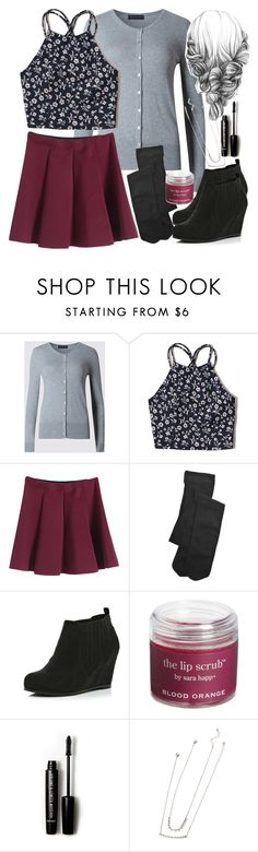 """""""Lydia Inspired Outfit"""" by veterization ❤ liked on Polyvore featuring Hollister Co., Comptoir Des Cotonniers, River Island, Sara Happ and Forever 21"""