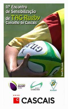 Cascais Rugby: IIº Encontro de Sensibilização de Tag-Rugby - Conc...