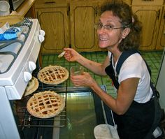 Pies are almost done! mmm...  #wiltoncontest