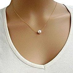 Baishitop Simple Imitate Pearl Bib Choker Statement Collar Necklace Shop now Religious Cross Imitate Pearl Pendant Necklace Jewelry   #girls #Imperial Crown Design #jewelry #Necklace #Religious #Ring Necklace Watch #Shop #stacking bracelets #Water Drop Necklace