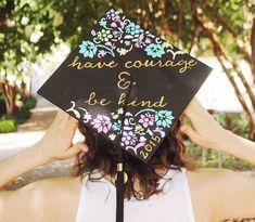 40 Awesome Graduation Cap Decoration Ideas - For Creative Juice Graduation 2016, Graduation Cap Designs, Graduation Cap Decoration, Graduation Pictures, Graduation Speech, Graduation Leis, Nursing Graduation, Grad Hat, Cap Decorations