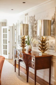 Haute Indoor Couture: Before and After Client Dining Room