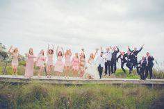 Pink Charleston Beach Wedding at Wild Dunes Resort #WildDunesWeddings wilddunesweddings.com