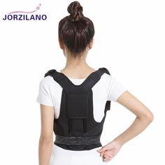 ce730d78f JORZILANO Posture Corrector Back Support Men Women Orthosis Corset Back  Brace Orthopedic Shoulder Back Postural Correction