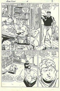 Alpha Flight #16, page 8