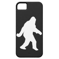 Shop White Sasquatch Silhouette For Dark Backgrounds Case-Mate iPhone Case created by SquatchMe. Bird Feeders For Kids To Make, Finding Bigfoot, Iphone 11, Iphone Cases, Dark Backgrounds, Plastic Case, Silhouette, Cover, Prints
