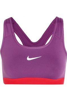 Nike | Brassière de sport en jersey stretch Dri-FIT Pro Classic | NET-A-PORTER.COM