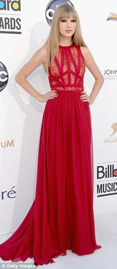 Taylor Swift..different for her...but i love