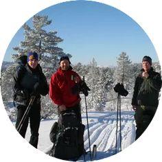 En drøy times kjøring fra Oslo og Vestfold-byene, like sør for Kongsberg, ligger Skrim. Et trivelig område med oppkjørte skiløyper i skogsterreng der de høyeste toppene ligger over tregrensa. Området egner seg ypperlig for turer med barn, med korte dagsetapper. Klikk på bildet for full beskrivelse av skituren! Tips, Counseling