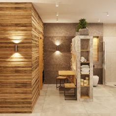 Проект предбанного помещения в загородном доме.  #дизайнинтерьера #дизайнинтерьераворонеж #работа#совмещенная_ванная_комната #совмещеннаяванная#interiordesign #bathroomdesign