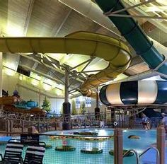 Great Wolf Lodge - Grapevine Texas.  Been there.  Fantastic.  Would go again in a heartbeat.