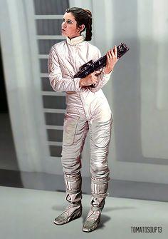 Princess Leia Organa | Star Wars