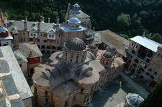 Μονή Χιλανδαρίου (Σέρβικο)