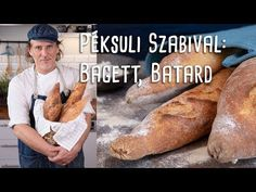 Bread Rolls, Bread Recipes, Turkey, Food And Drink, Cooking, Youtube, Baguette, Kitchen, Breads