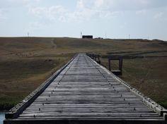 Cecil Alberta bridge