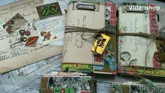 Flea Market Journal Collection (4-9) - YouTube Notebooks, Journals, Journal Notebook, Fleas, Youtube, Fun, Collection, Caro Diario, Notebook