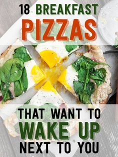 18 Breakfast Pizzas That Want To Wake Up Next To You