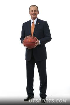 Congratulations to the new head coach for the men's basketball team, Rick Barnes! Welcome to the Vol family Coach Barnes!