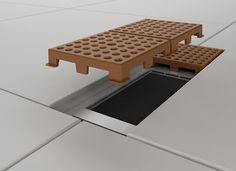 Blog da Revestir.com: Muito bom!Ralo Linear lança ralo feito de material sustentavel
