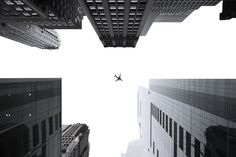 NY: Photos by Gustav Willeit Photos of planes flying over the New York skyline. Amazing Photography, Art Photography, 10 Picture, Nature Pictures, Family Photos, New York City, New York Skyline, Louvre, Photoshop