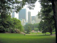 Central Park/New York, ABD