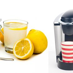 How to Clean Your Coffee Machine Without Using Vinegar Household Cleaning Tips, Oven Cleaning, Cleaning Recipes, House Cleaning Tips, Cleaning Hacks, Diy Gumball Machine, Handmade Christmas Crafts, Cleaning Paint Brushes, Baking Soda Uses