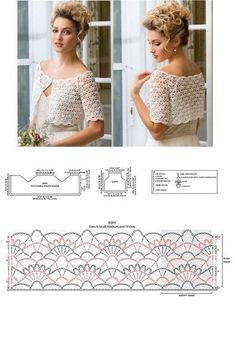 Crochet cardigan pattern jacket pdf pattern only asdidy fashion salvabrani salvabrani – Artofit Crochet Bolero Pattern, Crochet Cape, Crochet Lace Edging, Crochet Jacket, Freeform Crochet, Crochet Blouse, Crochet Shawl, Diy Crochet, Crochet Hairband