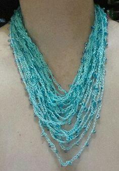 Crochet con chaquira