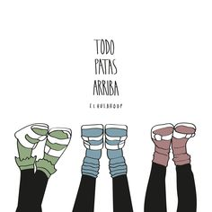 #legs #patas #arriba #up #illustration