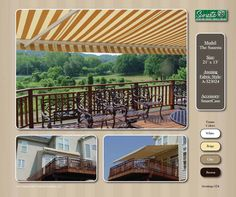351 Best Awnings images   Retractable awning, Solid ...
