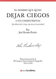"""""""EL HOMBRE QUE QUISO DEJAR CIEGOS A SUS COMPATRIOTAS"""": romana antigua, caja alta, normal, light"""
